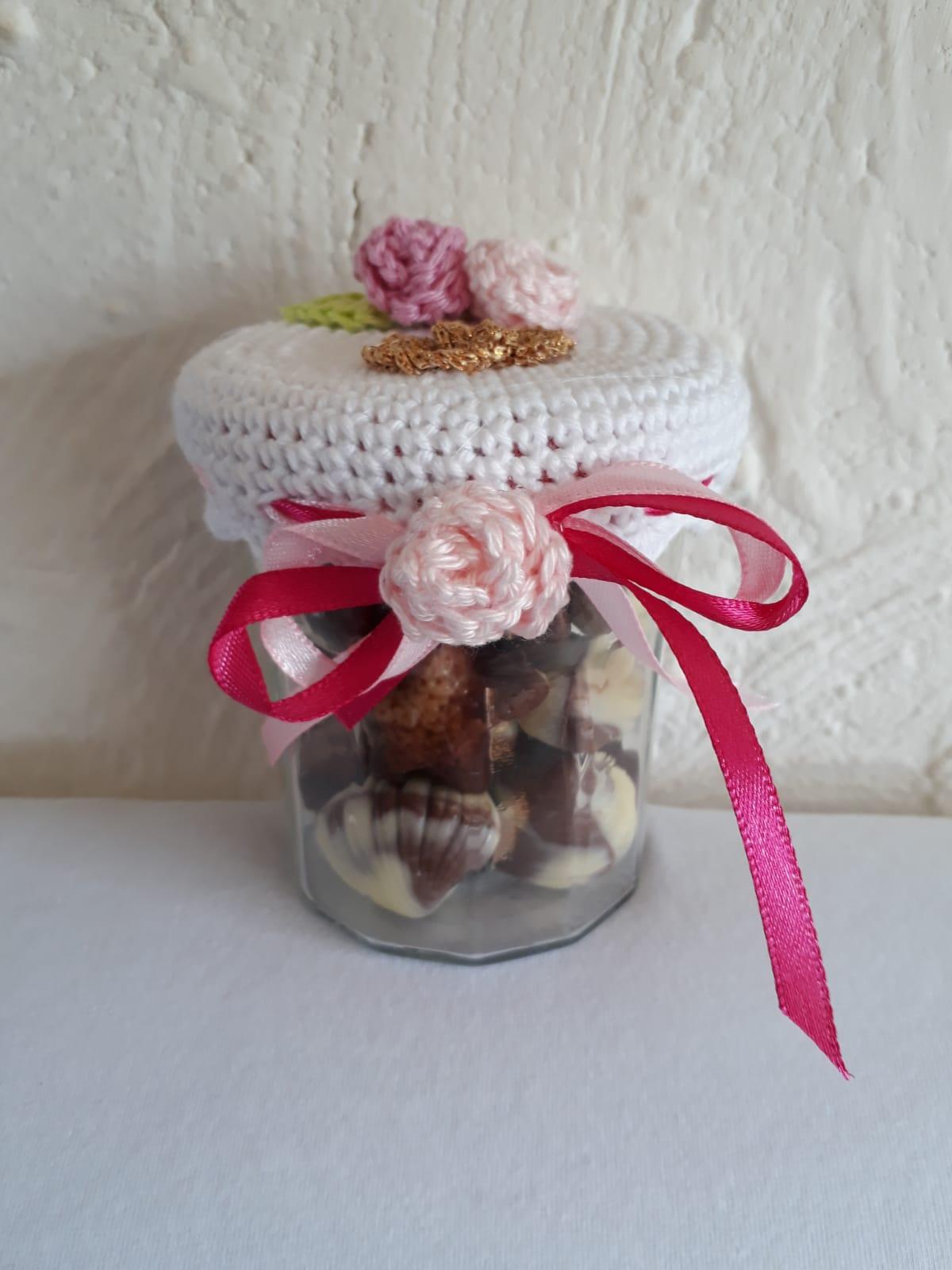 Waxinelichtjes En Snoeppotjes Sjocoladenl
